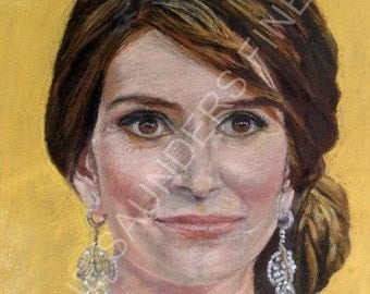 Custom Portrait in Pastels