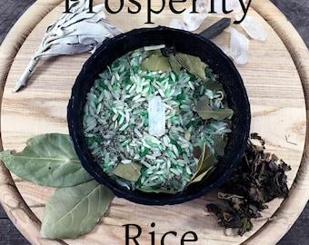 Prosperity Rice 2 oz ~ 4 oz