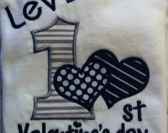 1st Valentine Day-Boy -shirt