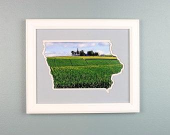 Iowa Photo Map