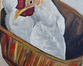 Chicken Painting #3