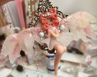 Valentine Angel of love - NinaCreations