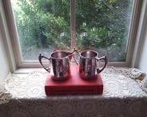 Silver Plate Creamer & Sugar by Silver City Plate Co. of Meriden, CT  | 25% Off With Code ILOVE2SHOP