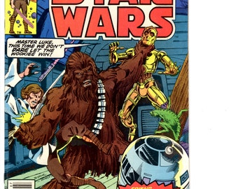 Star Wars #13 Marvel Comics Group 1978 Bronze Age Deadly Reunion 35 cents VG FREE Shipping!