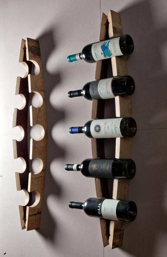 Ben noto Porta bottiglie da parete NR72