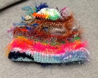 Hand Crochet Adult Hat