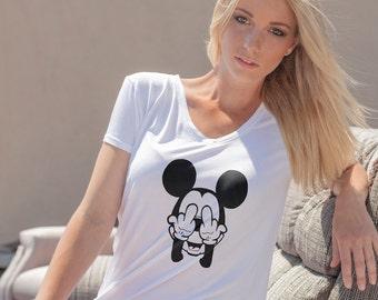 Disney Mickey Mouse shirt, Disney Shirt, Mickey Mouse Shirt - Mickey Mouse TShirt, Funny Disney Shirt, Funny Shirt, Gift for Her Disney Gift