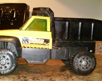 TONKA tough TRUCKS MADE to last!! and how