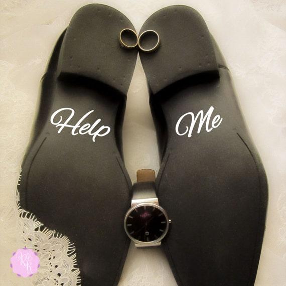 Personalised Wedding Shoe Stickers Uk