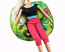 Barbie Bean Bag Chair BBC15002 - Monster High, Bratz