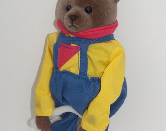 Ernest the Balancing Bear Circus Toy by Schylling 1986
