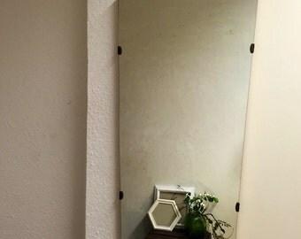 Mirror, 50s, home decor, wall mirror, vintage, mirror