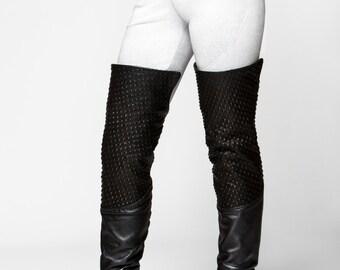 Nailhead  Classic Leg Glove
