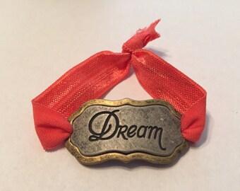 Dream Burnished Silver & Gold Bracelet
