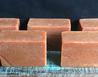 Nag Champa Goat Milk Soap, incense scented, patchouli, homemade soap, natural, moisturizing, handmade, handcrafted, cold process
