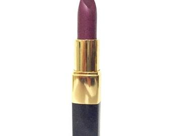 "Vegan Lipstick- Plum-""Marina"""