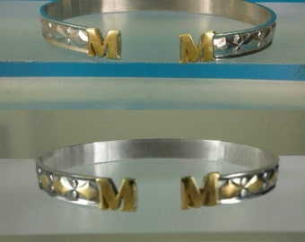 925 sterling silver initial bracelet personalized/initial bracelet silver /personalized bracelet silver/personalized bracelet,initial bangle
