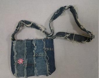 Girls Denim Bag 005