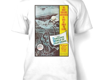 Fabulous World Of Jules Verne mens t-shirt