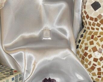 diamond ring white stone is precious and Silver 925