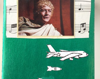 Caligula collage journal
