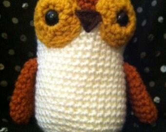Bartholomew, An Owl.
