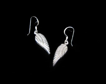 Wings Angel Wings earrings 925 Silver
