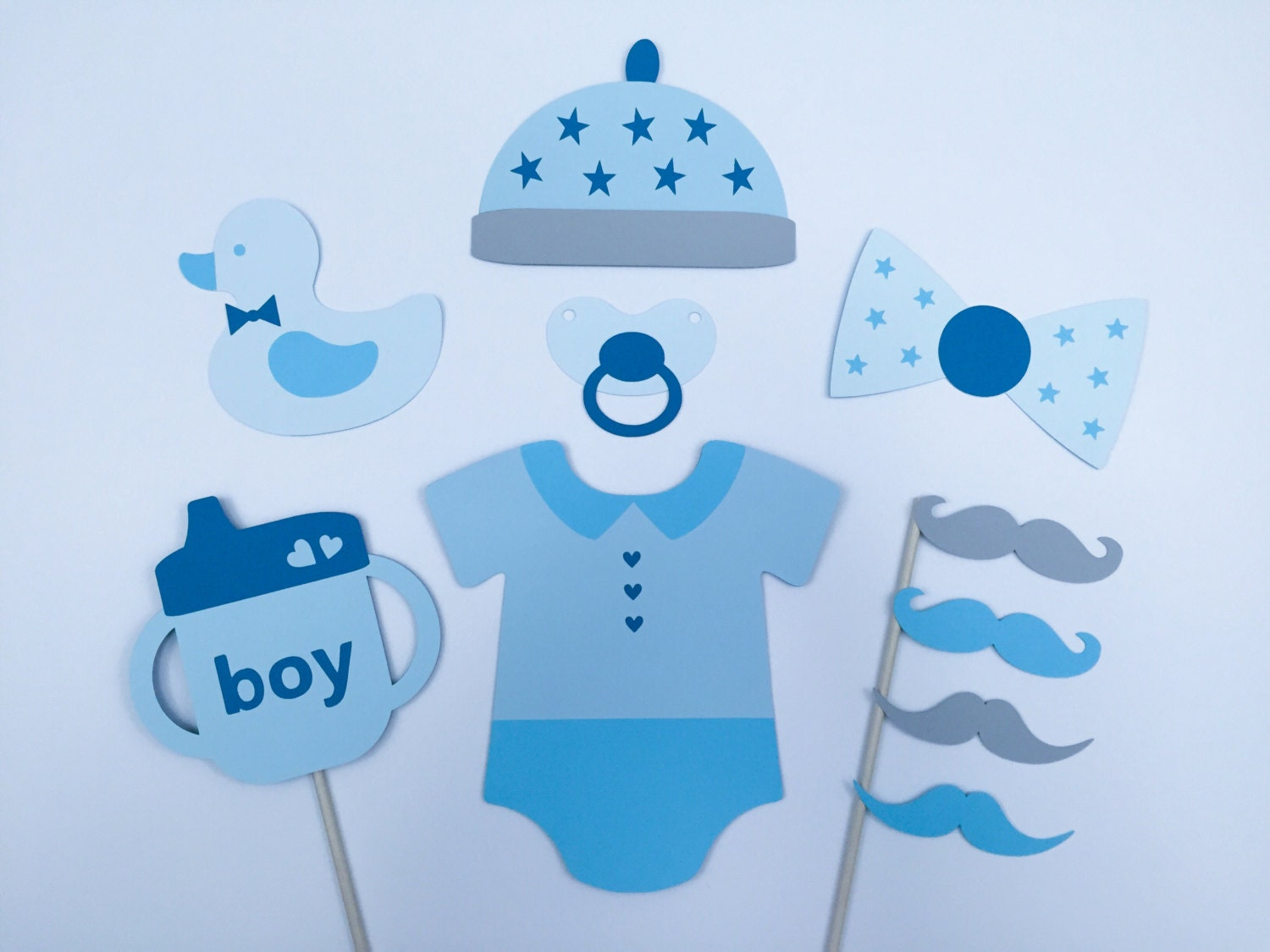 baby boy baby shower photo props baby photo by raiseyourprops
