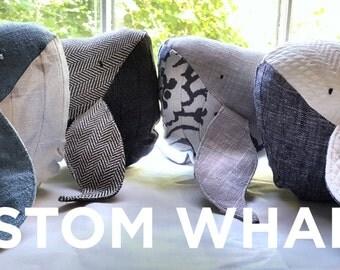 Custom Whale