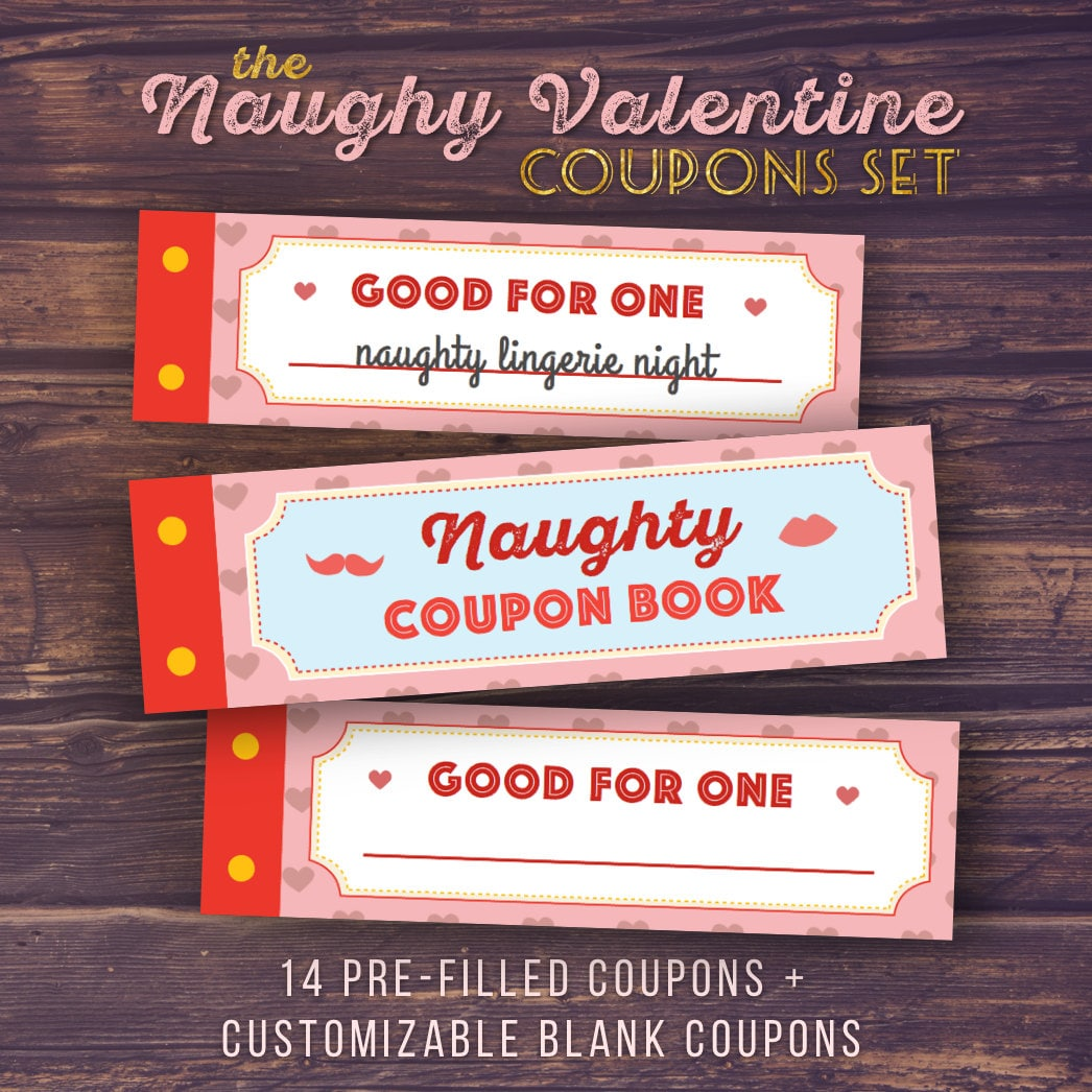 gift for boyfriend naughty love coupon book printable gifts diy coupons for men husband funny gift - What To Get My Boyfriend For Valentines