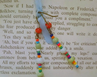 Quirky and Cute Colorful Dangle Earrings