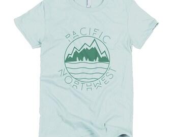 Pacific Northwest West Coast Women's Tee