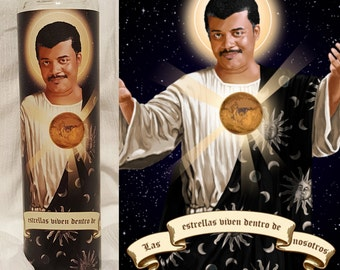 Saint Neil deGrasse Tyson