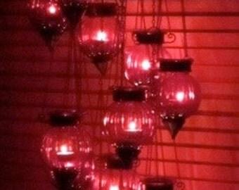 Helix Light Sculpture