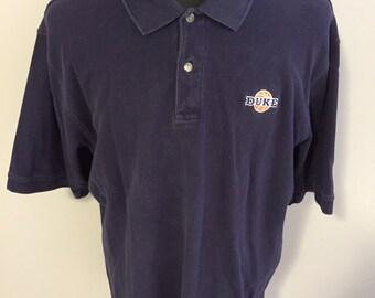 Vintage Duke University Polo/Knit Shirt 2XL