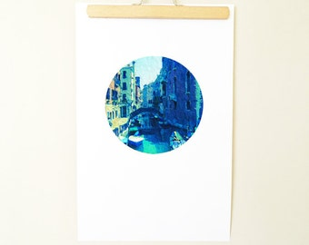 Printable Art of Venice, Italy