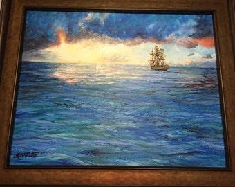 Sail Away- Paintings By Maureen
