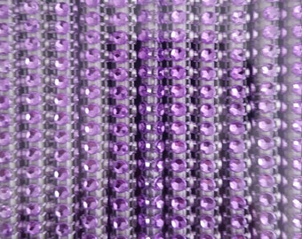 Lavender/Light Purple Rhinestone Bling Cake Pop Sticks 13/pk