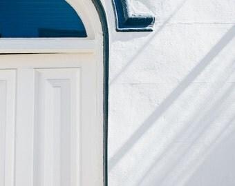 White Shadow Door