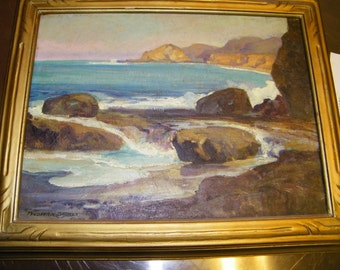 seascape by Frederick Becker