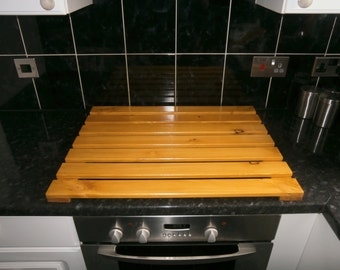 Wooden Worktop Space Saver and Hob Protector