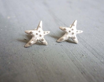 earrings,925 silver stealing,starfish,beach,gift for her