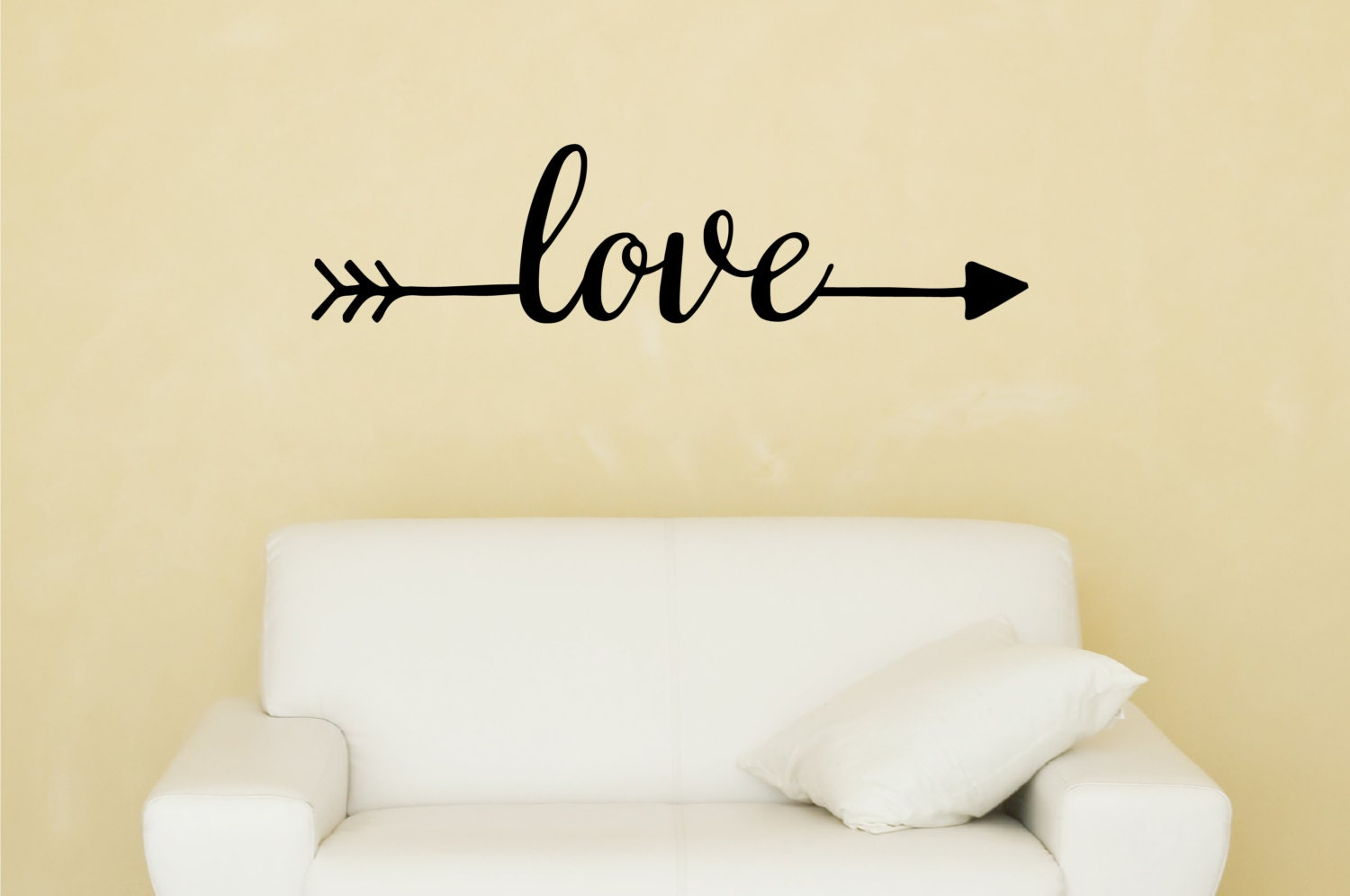 Wall Decal Love - Elitflat