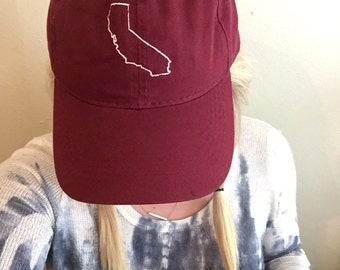 California State baseball cap
