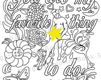 Printable Coloring Pages For Boyfriends | Coloring Pages