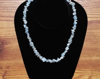 Necklace / Bracelet aquamarine