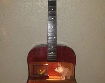 Custom Guitar Curio