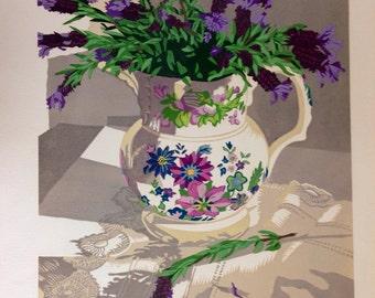 Mediteranean Lavender