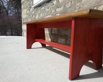 Bench in Cherry