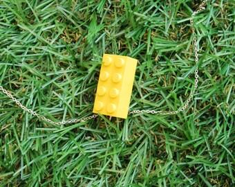 Yellow Brick 2x4